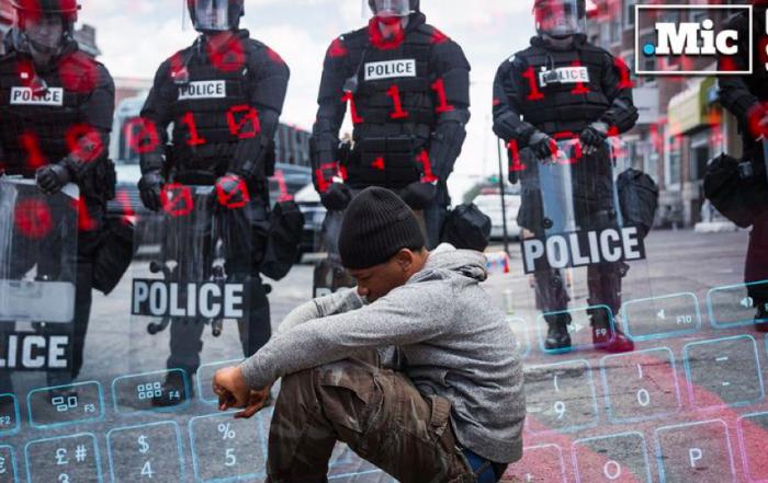 Overrepresentation in criminal justice systems