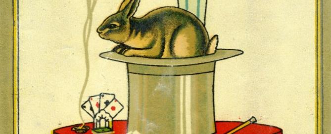 magic rabbit hat