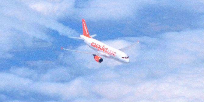 easy jet plane