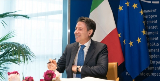 How Brexit affects Italy - and its Eurosceptical politicians
