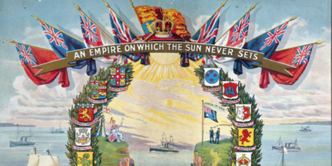 (Mis)Rule Britannia: Brexit is the last gasp of empire
