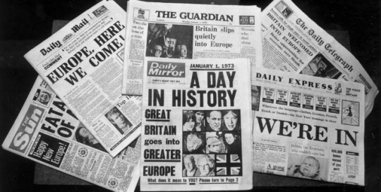 How the story of Britain and Europe began: Was Brexit inevitable?