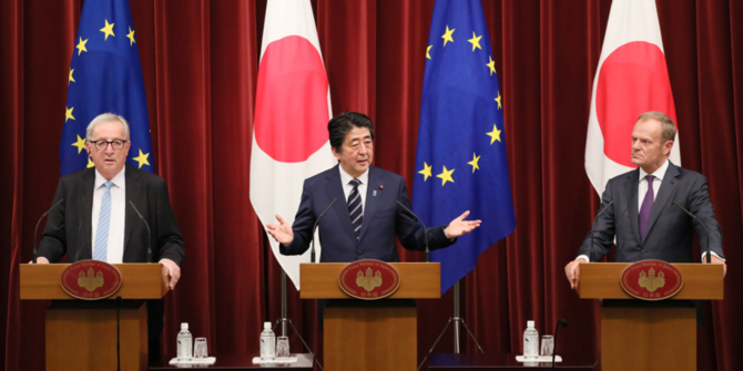 Why the EU-Japan trade deal matters for Brexit   LSE BREXIT