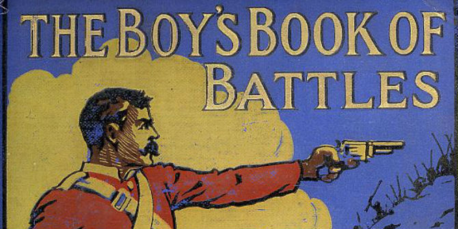 boy's book of battles