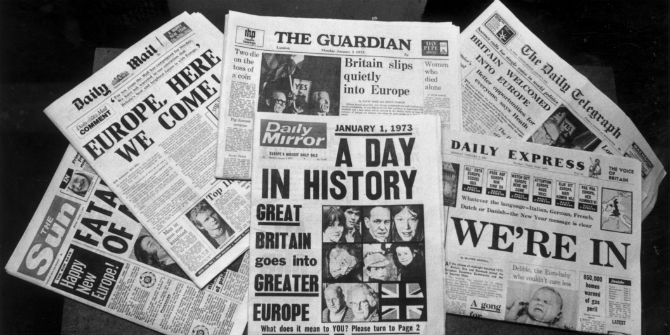 newspapers 1975