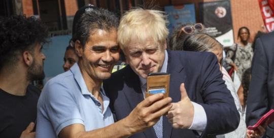 The seductions of Boris Johnson: hot air as political strategy