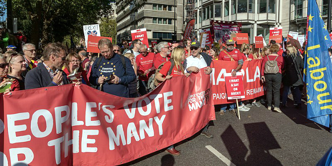 Is Labour now a Remain party?