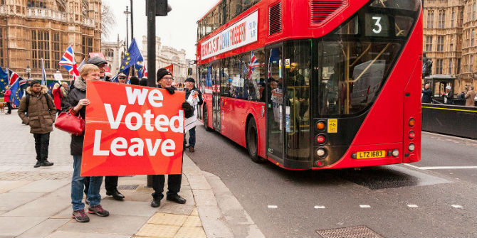 leave voters