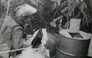 northern ireland explosives