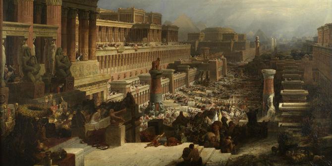 departure of the israelites