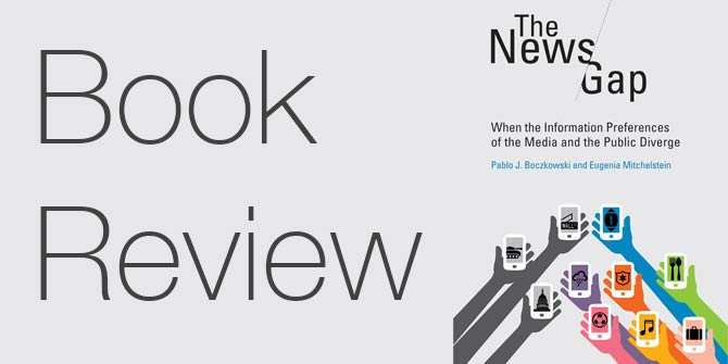 Header Image for Book Review: The News Gap