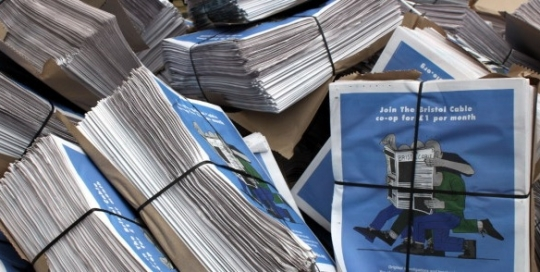The Bristol Cable - a model for sustainable local journalism?