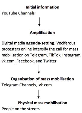 Protestos na Rússia levantam questões sobre o papel das novas mídias na democratização 3