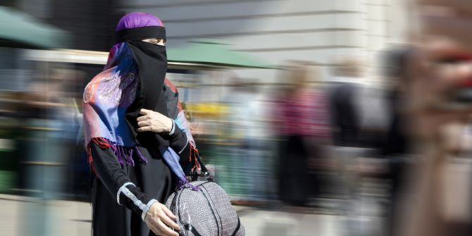 Wearing the Niqab in the UK: What is British Culture, Anyway