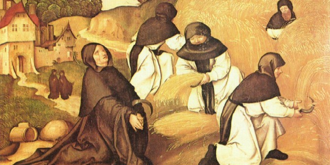 The Catholic work ethic: Weber may have been wrong in linking hard work to Protestantism