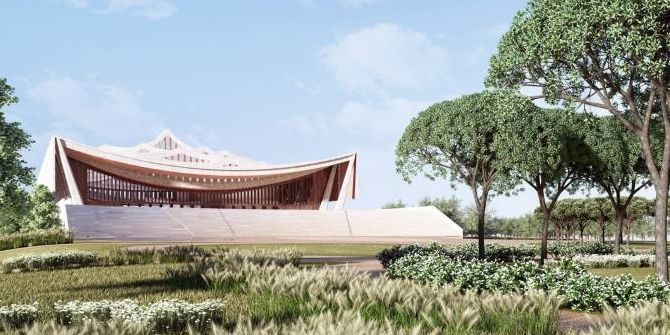 The Politics of a National Cathedral in Ghana: A Symbol of a Corrupted Government, or Reaching Wakanda?