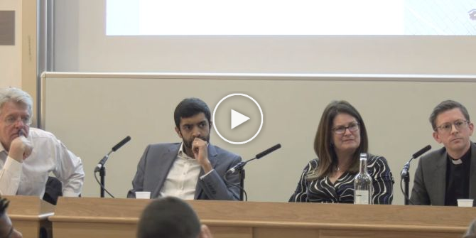 EVENT VIDEO: 'Faith & Philanthropy: Is religion a force for good?'