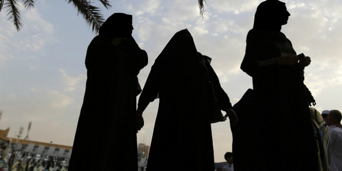 How new technologies are violating women's rights in Saudi Arabia