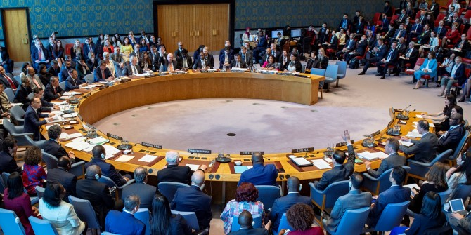 In pursuing a new resolution on sexual violence Security Council significantly undermines women's reproductive rights
