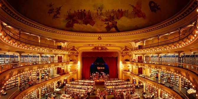 The best bookshops in Latin America and the Caribbean: Buenos Aires, Argentina