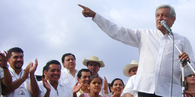 AMLO's balancing act: the democratic and economic challenges facing Mexico's new president