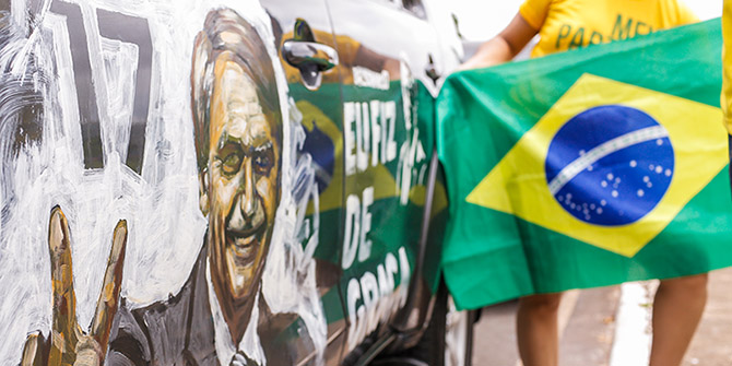 Revolt of the peripheries in Brazil: why low-income voters in wealthy regions swung from the PT to Bolsonaro