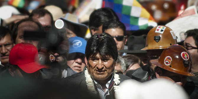 Where is our political turmoil headed? Look to Bolivia