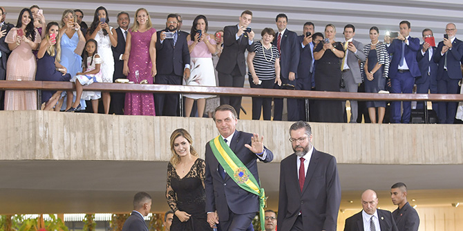 Wilderness to wildest dreams: the remarkable rise of Bolsonaro's Social Liberal Party in Brazil