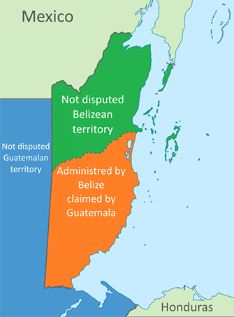 Belize S Referendum On Its Territorial Dispute With Guatemala Could Finally Bring An End To Central America S Most Enduring Conflict Lse Latin America And Caribbean