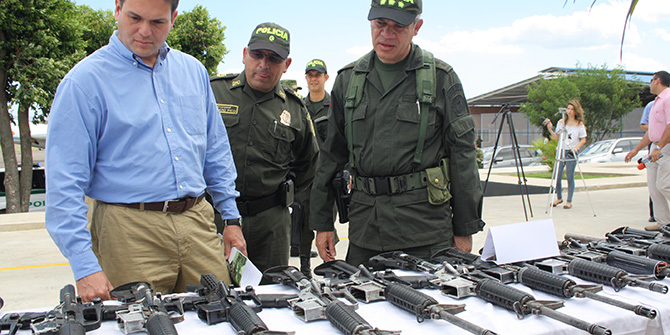 The 'border effect' is allowing Venezuela's crisis to fuel political violence in Colombia