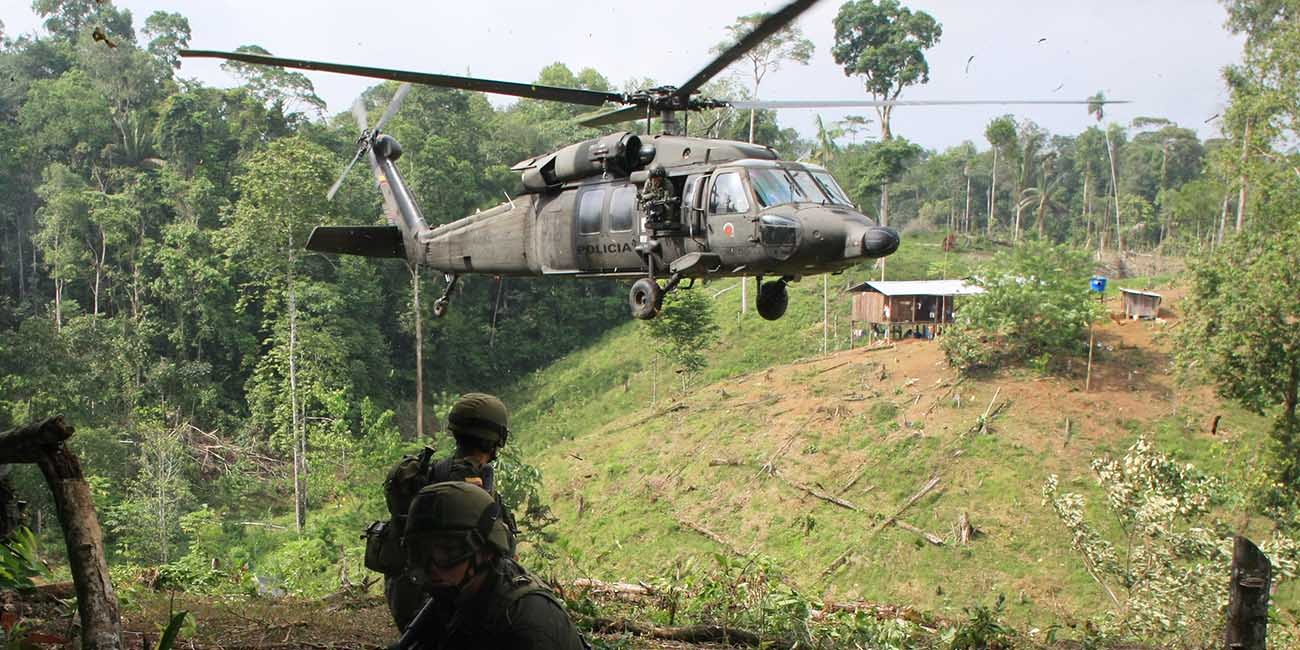 Good incentives, bad timing: crop substitution, coca cultivation, and aerial spraying in Colombia | LSE Latin America and Caribbean