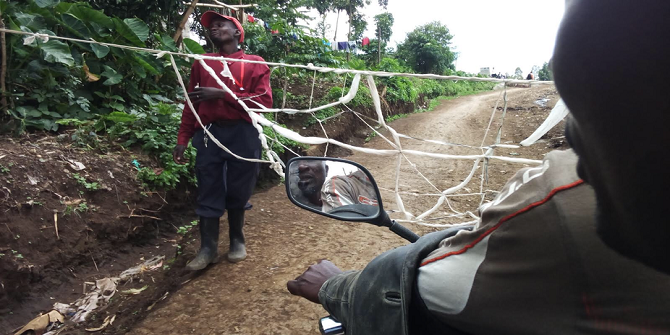 How roadblocks, not just minerals, fund rebels and conflict in the Congo