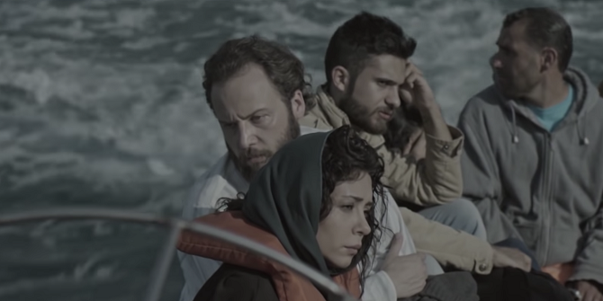 Coping with violence and displacement through media: The experiences of Syrian audiences