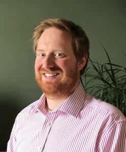 headshot of Ross Porter