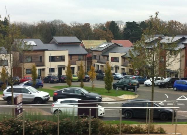 New homes at Millbrook Park