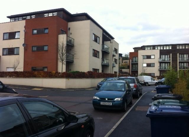 Flats at Millbrook Park