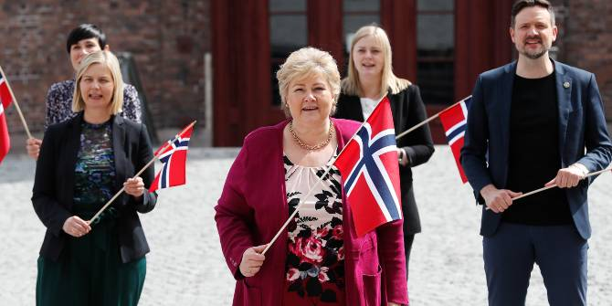 norwegian pm