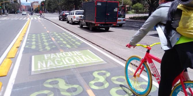 bogota bike