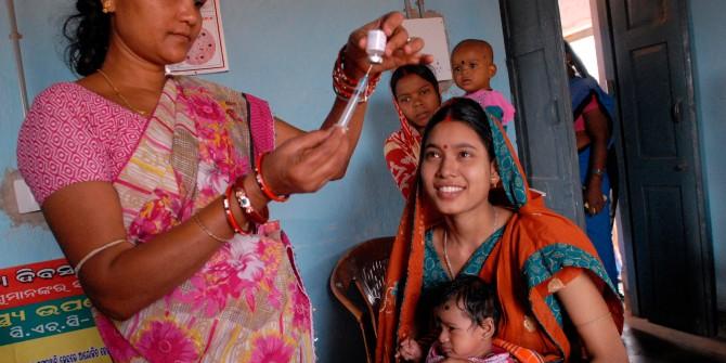 vaccine India