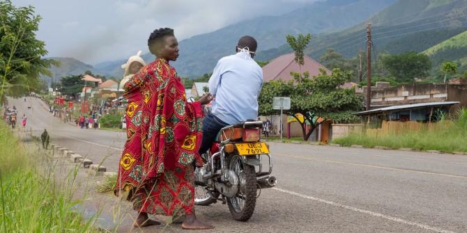 ugandan woman