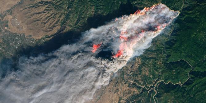 fire california