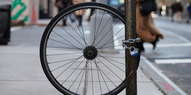 stolen bike