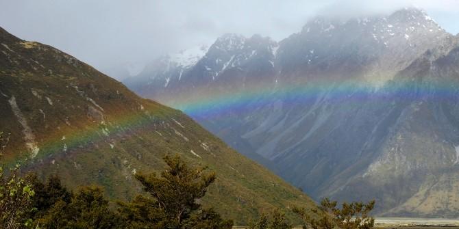 rainbow new zealand
