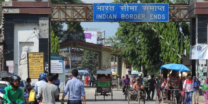 nepal-india border