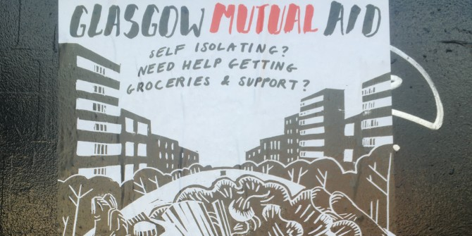 mutual aid poster