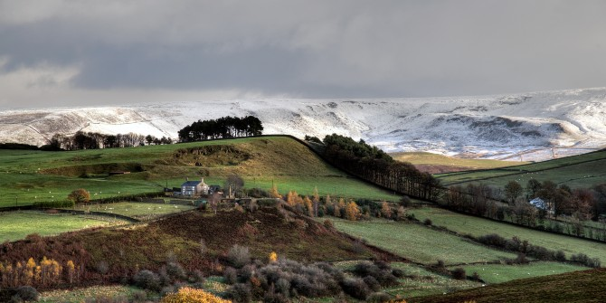 'Muddling through' in the English countryside: the Sustainable Farming Initiative may look messy,  but messy reform can sometimes be the best strategy