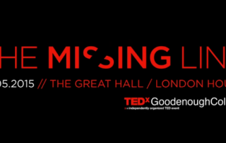 ted talk intro - the missing link