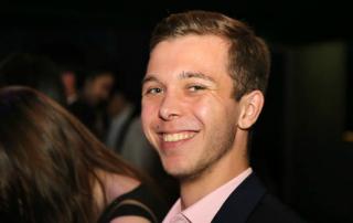 photo of James who won Generate funding
