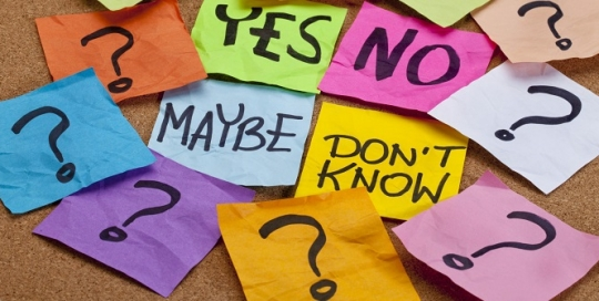 What to do if you don't know what to do