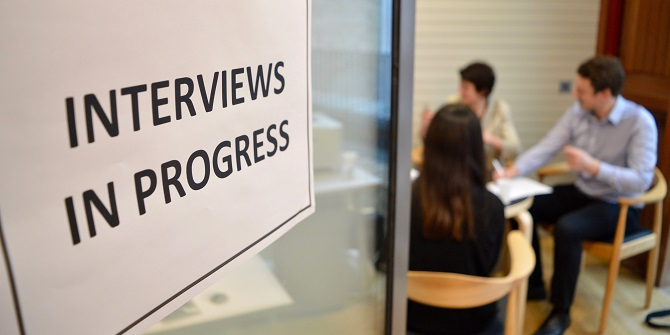 How LSE Careers can help you with your interview
